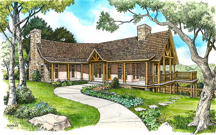 Sisterdale hill country plans for Hill country plans